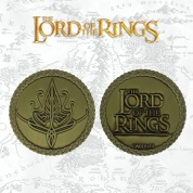 Lord of the Rings Limited Edition Elven Medallion