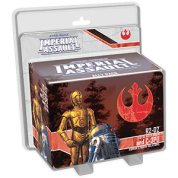 FFG - Star Wars: Imperial Assault - R2-D2 & C3P0 Ally Pack