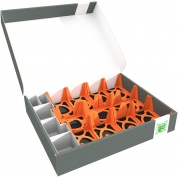 Feldherr Storage Box FSLB055 for cards and game material - 1650 cards in Standard Card Game Size + token