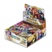 DragonBall Super Card Game - Booster Display B10 Unison Warrior Series -Rise of the Unison Warrior (24 Packs) 2nd Edition - EN