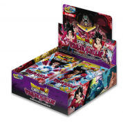DragonBall Super Card Game - Booster Display B11 Unison Warrior Series - Vermilion Bloodline (24 Packs) 2nd Edition - EN