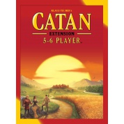 The Settlers of Catan 5 & 6 Player Extension - EN