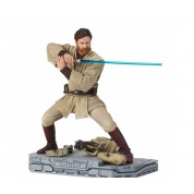 Star wars: Revenge of the Sith Obi Wan Kenobi Milestones 1/6 Scale Statue