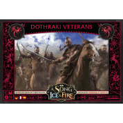 A Song of Ice & Fire - Dothraki Veterans - DE