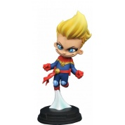 Marvel Animated Captian Marvel Statue