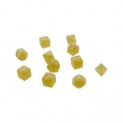 UP - Eclipse 11 Dice Set: Lemon Yellow