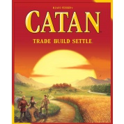 The Settlers of Catan (2015 refresh) - Trade Build Settle - EN