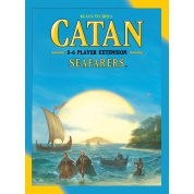 Catan: Seafarers 5 & 6 Player Extension - EN
