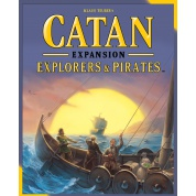 Catan: Explorers & Pirates™ Expansion - EN