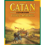 Catan: Cities & Knights™ Game Expansion (2015 Refresh) - EN