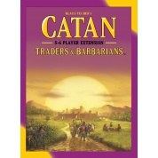 Catan: Traders & Barbarians™ 5-6 Player Extension - EN