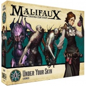 Malifaux 3rd Edition - Under Your Skin - EN