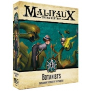 Malifaux 3rd Edition - Botonists - EN