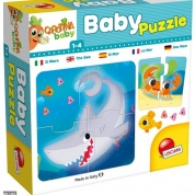 Carotina Baby Puzzle The Sea