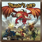 Dragon's Gold Board Game - EN