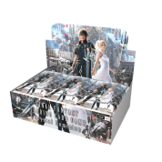 Final Fantasy TCG Opus XV Crystal Dominion Booster Display (36 Packs) - DE