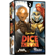 Dice Throne - Mönch vs. Paladin - DE