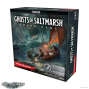 Dungeons & Dragons: Ghosts of Saltmarsh Adventure System Board Game (Premium Edition) - EN