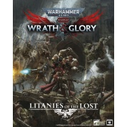 Warhammer 40000 Roleplay Wrath & Glory Litanies of the Lost - EN