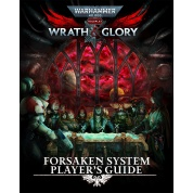 Warhammer 40000 Roleplay Wrath & Glory Forsaken System Player's Guide - EN