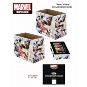 Marvel Short Comic Book Storage Box - Retro X-Men
