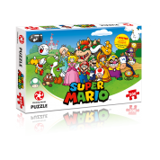 Puzzle - Super Mario - Mario and Friends, 500pc