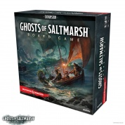Dungeons & Dragons: Ghosts of Saltmarsh Adventure System Board Game (Standard Edition) - EN
