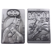 Batman DC Comics Limited Edition Metal Collectible