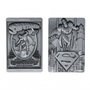 Superman DC Comics Limited Edition Metal Collectible