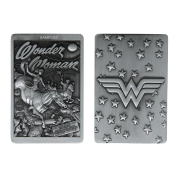 Wonderwoman DC Comics Limited Edition Metal Collectible