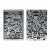 Joker DC Comics Limited Edition Metal Collectible