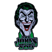 Joker DC Comics Limited Edition Pin Badge