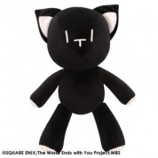 THE WORLD ENDS WITH YOU THE ANIMATION BIG PLUSH - MR. MEW