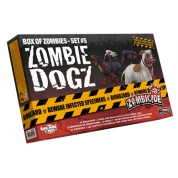 Zombicide - Box of Zombies Set #5: Zombie Dogz - EN