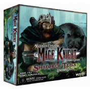 Mage Knight - Shades of Tezla Expansion Set - EN