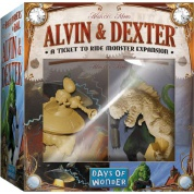 DoW - Ticket to Ride - Alvin & Dexter - EN