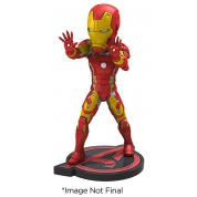 Marvel Avengers Age Of Ultron - Iron Man Extreme Head Knocker 18cm