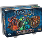 FFG - Descent 2nd Ed: Bonds of the Wild - EN