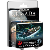 FFG - Star Wars: Armada - Rogues and Villains Expansion Pack - EN