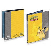 UP - 4-Pocket Portfolio - Pokemon - Pikachu