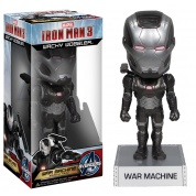 Funko Iron Man 3 The Movie - War Machine Wacky Wobbler bobble Head 15cm