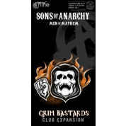 Sons of Anarchy: Men of Mayhem – Grim Bastards Club Expansion - EN