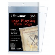 UP - RPG Bags - Role Playing Size (100 Bags)