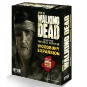 The Walking Dead Board Game Best Defense: Woodbury Expansion - EN (Slightly damaged box)