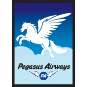 Legion - Gloss Sleeves - Pegasus Air (50 Sleeves)