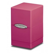 UP - Deck Box - Satin Tower - Bright Pink