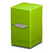 UP - Deck Box - Satin Tower - Lime Green