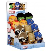 Funko Marvel - Mopeez Plush Figure 12cm Display (12 mixed)