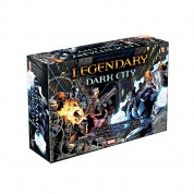 Legendary: Dark City Expansion - EN