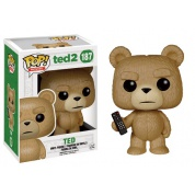 Funko POP! Ted 2 The Movie - Ted with remote Vinyl Figure 10cm